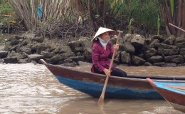 Blending in with the Locals in the Vietnamese Mekong Delta, Continued.